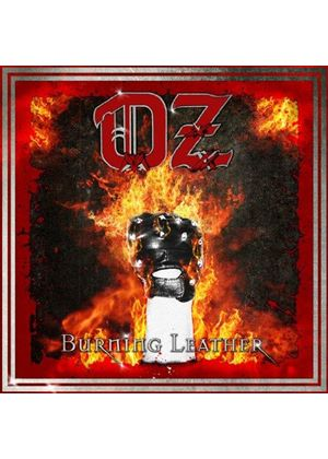 The Oz - Burning Leather (Music CD)