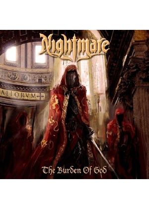 Nightmare - Burden of God (Music CD)