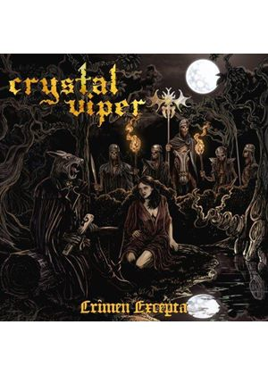Crystal Viper - Crimen Excepta (Music CD)