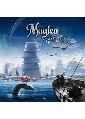Magica - Center Of The Great Unknown (Music CD)