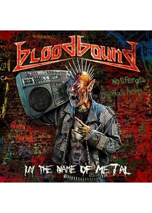 Bloodbound - In the Name of Metal (Music CD)