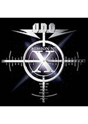 U.D.O. - Mission No. X [Limited Digipak] (Music CD)