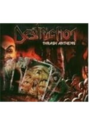 Destruction - Thrash Anthems [Digipak]