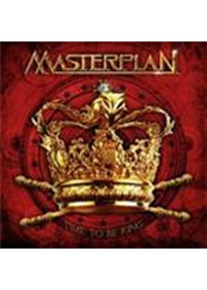 Masterplan - Time To Be King (Limited Edition) (Music CD)