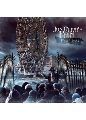Jon Oliva's Pain - Festival [Digipak] (Music CD)