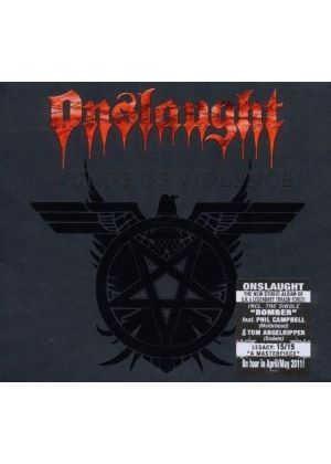 Onslaught - Sounds Of Violence (Limited Edition) [Digipak] (Music CD)