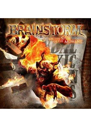 Brainstorm - On The Spur Of The Moment (Music CD)