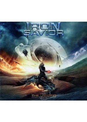 Iron Savior - Landing (Music CD)