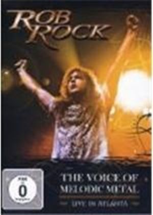 Rob Rock - Voice Of Melodic Metal, The (+DVD)