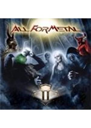 Various Artists - All For Metal Vol.2 (Music CD)