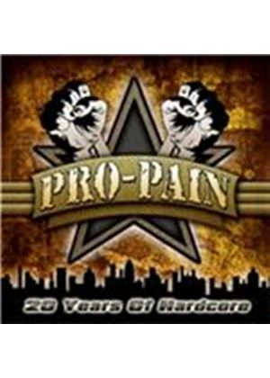 Pro-Pain - 20 Years of Hardcore (Parental Advisory/+DVD) [PA]