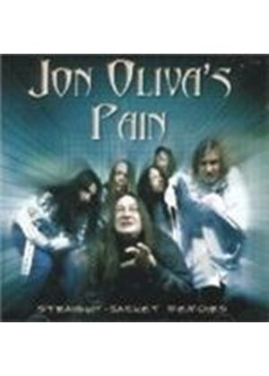 Jon Oliva's Pain - Straight Jacket Memoirs