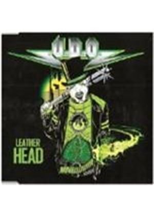 U.D.O. - Leatherhead (Music CD)