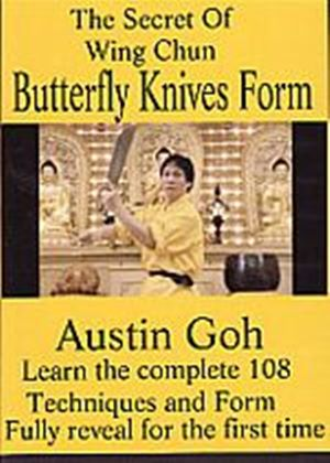 Secret Of Wing Chun Butterfly Knives Form, The