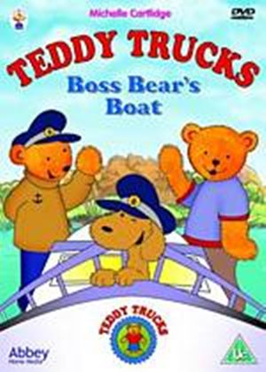 Teddy Trucks - Boss Bears Boat