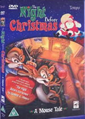 Night Before Christmas, The - A Mouse Tale (Animated)