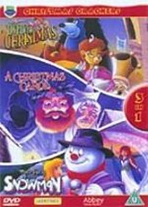 Christmas Crackers (Animated) (Box Set) (Three Discs)