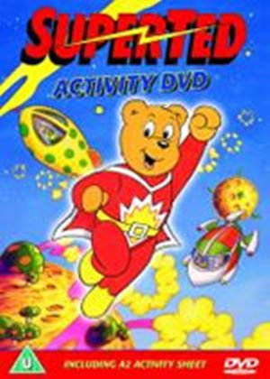 SuperTed - Activity DVD (Activity Sheet And DVD)