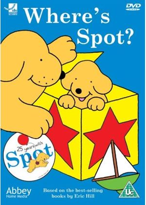 Spot - Wheres Spot (25th Anniversary - Silver Edition)