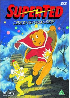 SuperTed Kicks Up The Dust (Animated)