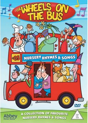 Wheels On The Bus, The - Nursery Rhymes And Songs