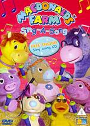 Macdonalds Farm - Sing-A-Song (DVD And CD)