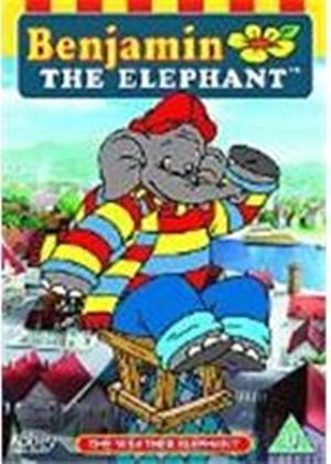 Benjamin The Elephant - The Weather Elephant