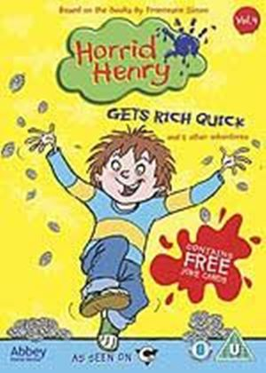 Horrid Henry - Gets Rich Quick