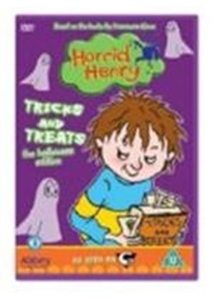 Horrid Henry - Tricks And Treats: Halloween Edition