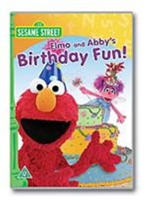 Sesame Street - Elmo And Abby's Birthday Fun