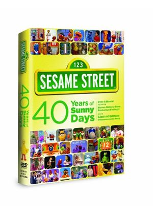 Sesame Street - 40 Years Of Sunny Days
