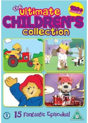 Ultimate Children's Collection (Spot, Paddington Bear and Little Princess)