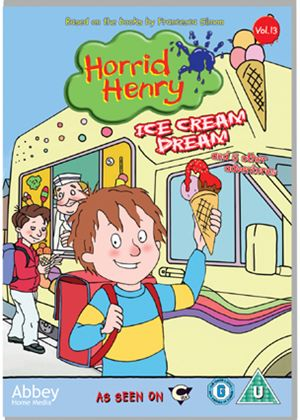 Horrid Henry: Ice Cream Dream
