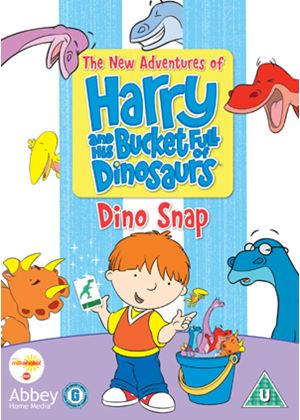 New Adventures Of Harry And His Bucket Full Of Dinosaurs - Dino Snap