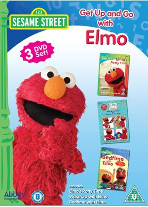 Get Up And Go With Elmo