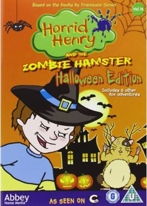 Horrid Henry And The Zombie Hamster - Halloween Edition