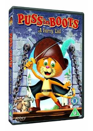 Puss in Boots - A Furry Tail