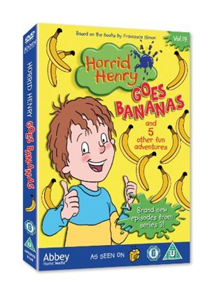 Horrid Henry - Horrid Henry Goes Bananas