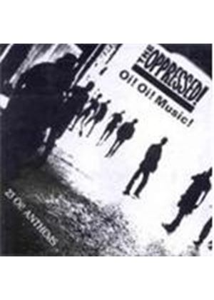 The Oppressed - Oi Oi Music (Music Cd)