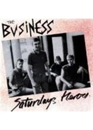 Business  The - Saturdays Heroes (Music Cd)