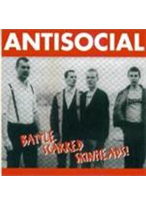 Anti Social - Battle Scarred / Best Of (Music Cd)