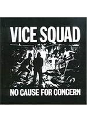 Vice Squad - No Cause For Concern (Music CD)