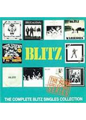 Blitz - Punk Singles And Rarities 1980 - 1983 (Music CD)