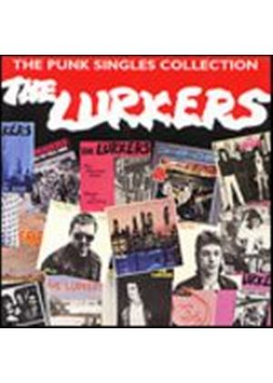 The Lurkers - The Punk Singles Collection (Music CD)