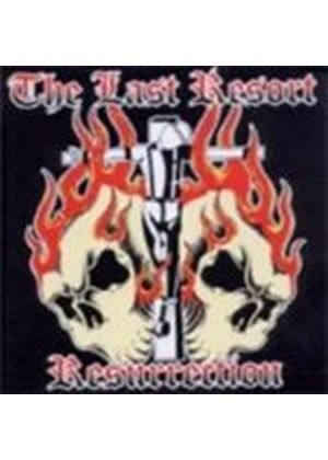 Last Resort - Resurrection (Music Cd)