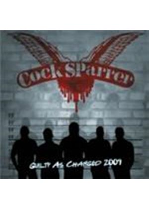 Cock Sparrer - Guilty As Charged 2009 (Music CD)