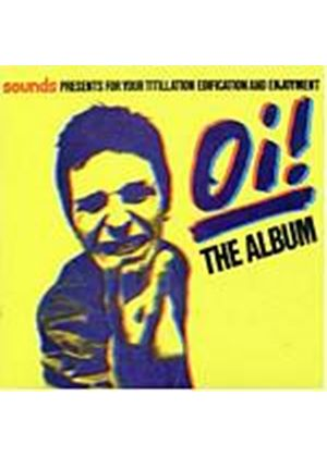 Various Artists - Oi! The Album [Deluxe Digipak] (Music CD)