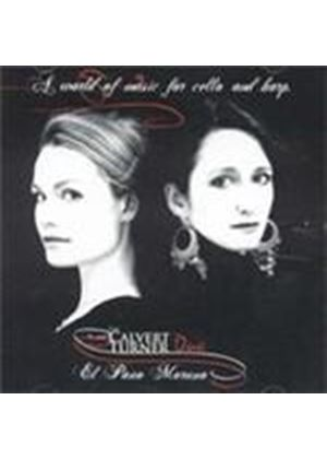 Calvert-Turner Duo - El Pano Moruno (Music CD)