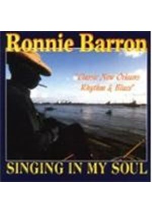 Ronnie Barron - Singing In My Soul