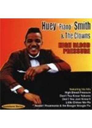 Huey 'Piano' Smith & The Clowns - High Blood Pressure